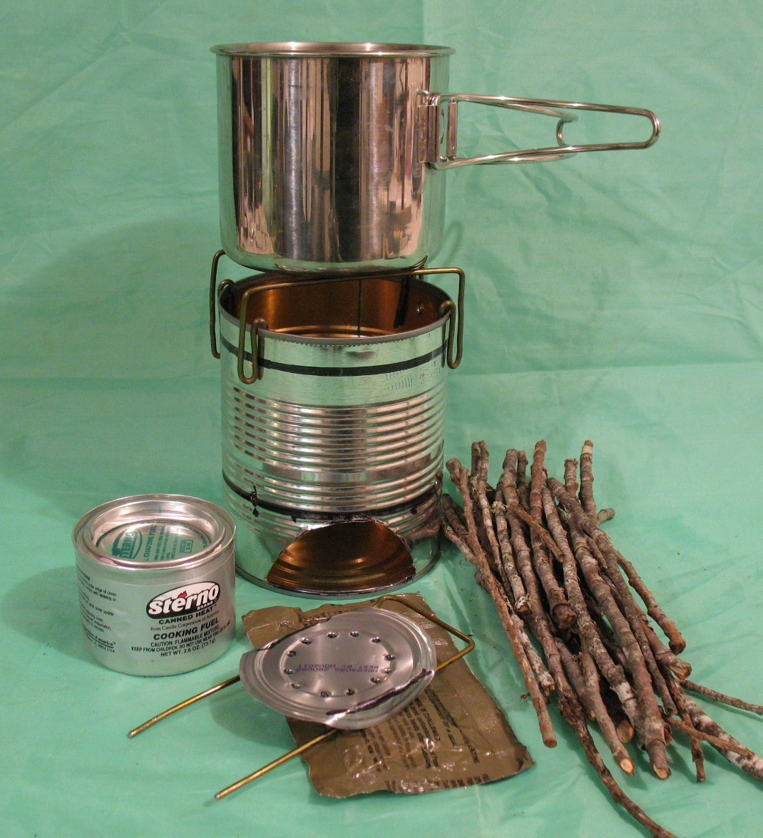 Three Fuel Stove