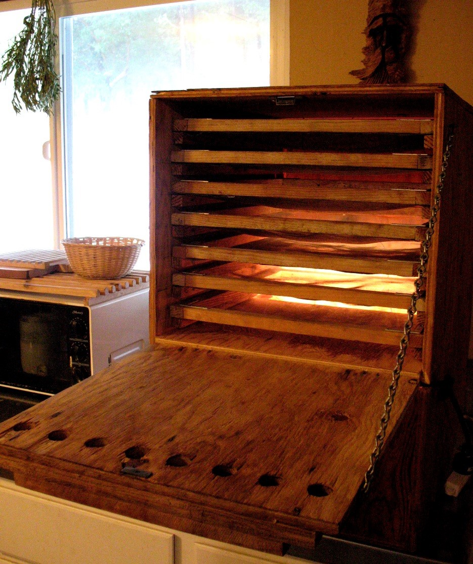 Home made Dehydrator